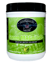 Green MAGnitude - Creatine Matrix Volumizer